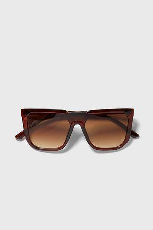 Zara Kunststof zonnebril