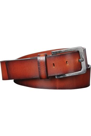 Profuomo BELT LEATHER POLISH PP1R00067/1