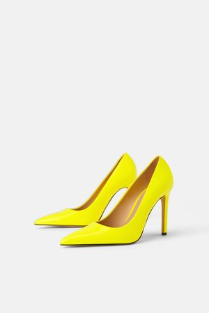 Zara Fluor pumps