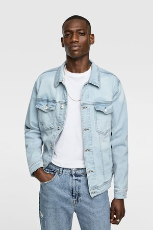 Zara Basic denim jack