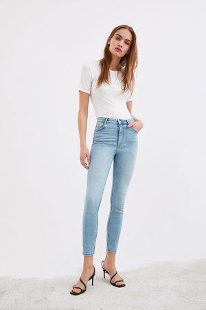 Zara Sculpt jeans met extra hi-rise