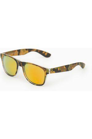 Zara Opvouwbare zonnebril met camouflageprint