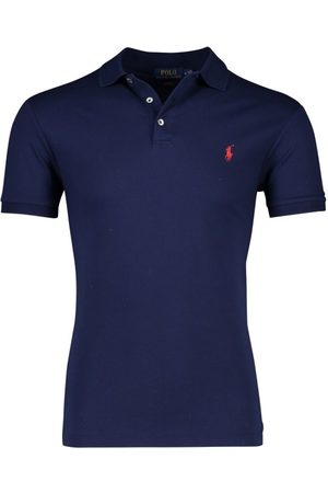 Ralph Lauren Ralph Lauren slim fit polo navy stretch