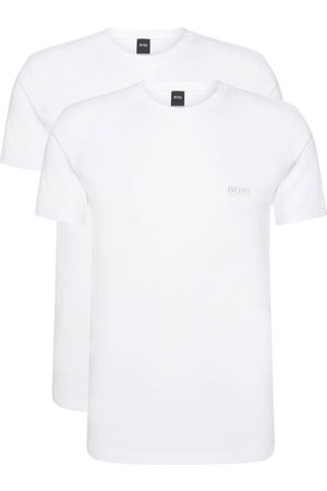 HUGO BOSS 2-pack t-shirts stretch ronde hals