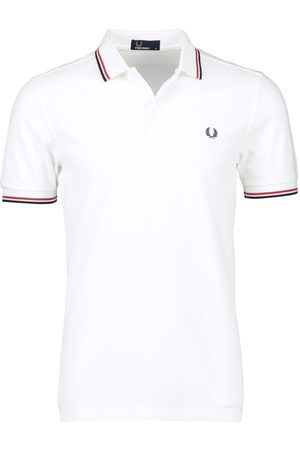 Fred Perry Poloshirt met logo
