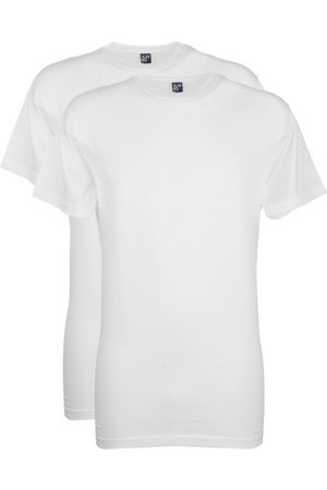 Alan Red T-shirt ronde hals 2 pack