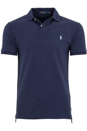 Ralph Lauren Poloshirt slim fit Navy
