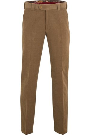 Meyer Wolcord pantalon camel model Roma
