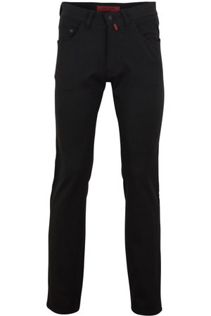 Pierre Cardin Broek grafiet model Deauville