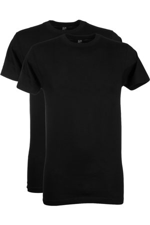 Alan Red T-shirt o-hals 2-pack