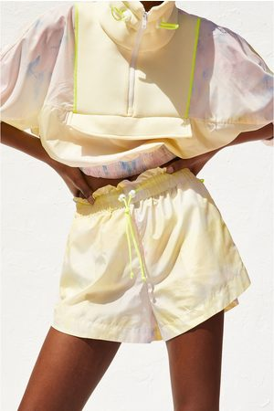 Zara Short in tie-dye recycled capsule collection