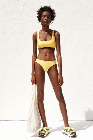 Zara Tie dye bikinibroekje recycled capsule collection