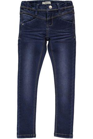 Name it Meisjes Slim & Skinny broeken - Nitsus Indigo K Skinny Dnm Pant Noo: