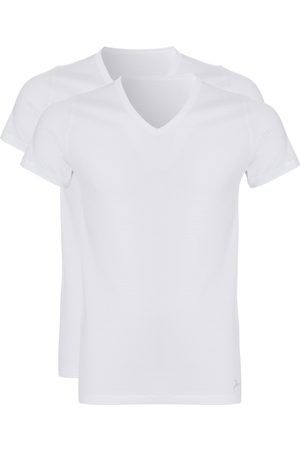 Ten Cate Heren Tops & Shirts - V-shirt 2 pack maat S