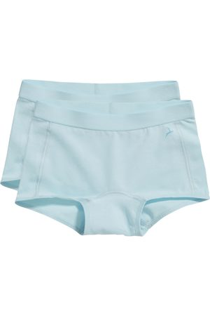 Ten Cate Short aqua 2 pack maat 110/116
