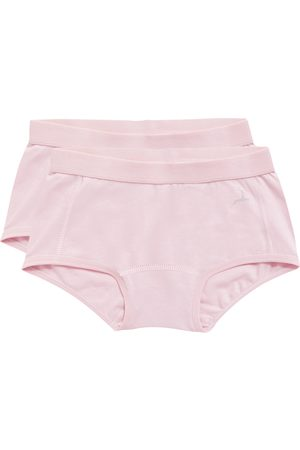 Ten Cate Short roze 2 pack maat 98/104