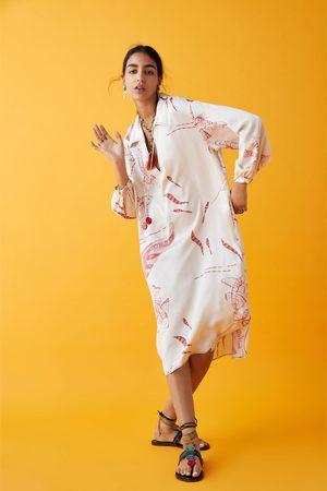 Zara Studio jurk met print in limited edition