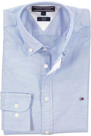 Tommy Hilfiger Heren Shirts - Slim fit shirt pinpoint