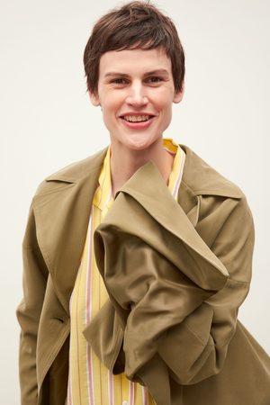 Zara Trenchcoat met knoopsluiting