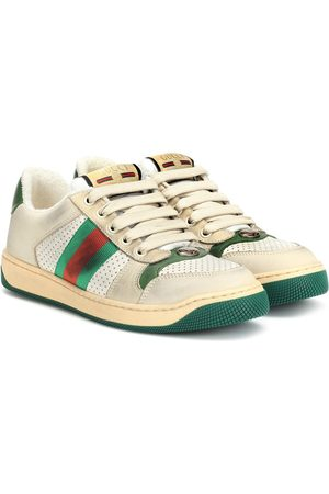 Gucci Screener leather sneakers