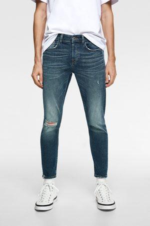 Zara Jeans met scheuren