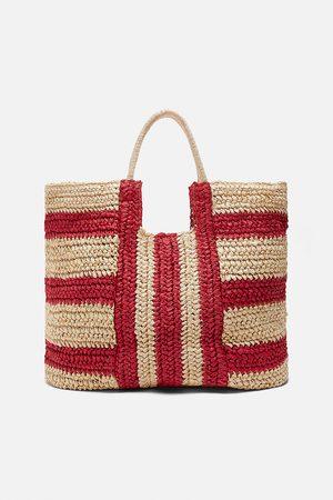 Zara Naturel shopper