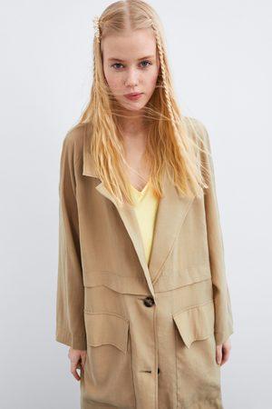 Zara Trenchcoat met zakken