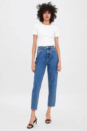 Zara Edited jeans in mom fit