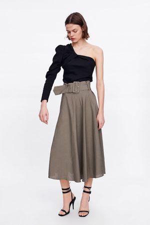 Zara Skirt with belt