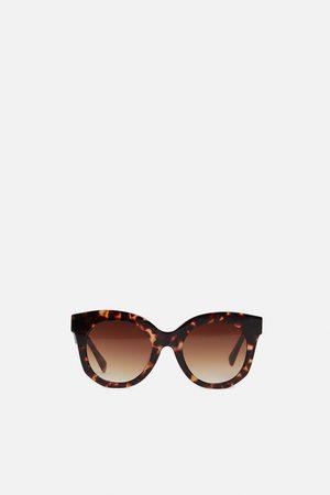 Zara Kunststof zonnebril premium quality