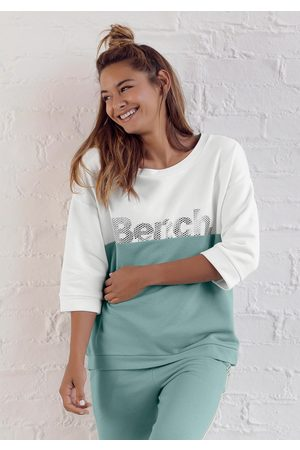 Bench Dames Sweaters - Sweatshirt in colourblocking-design