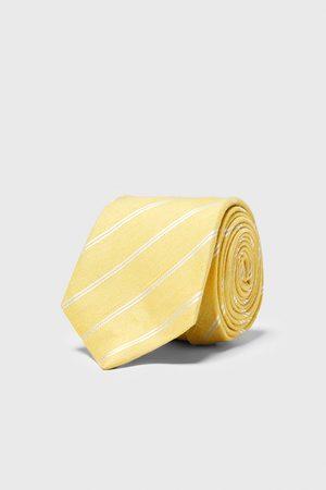 Zara Heren Stropdassen - Brede stropdas met strepen