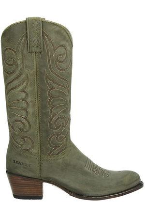 Sendra Dames Cowboy & Bikerboots - 11627 Debora cowboylaarzen