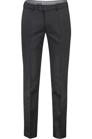 m.e.n.s. Madison pantalon wol grijs