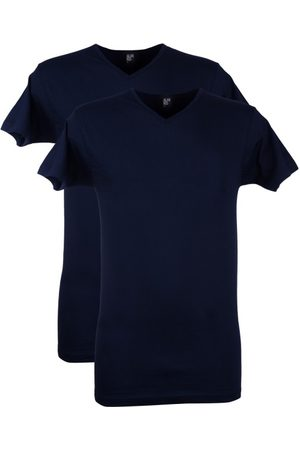 Alan Red T-shirt Vermont navy 2-Pack