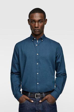 Zara Oxford overhemd