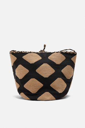 Zara Tweekleurige tas in limited edition