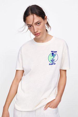 Zara Mickey mouse ©disney t-shirt