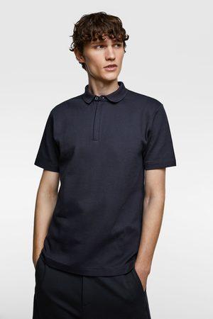 Zara Heren Poloshirts - Premium polo met structuur