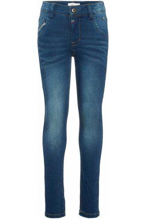 Name it Jongens Jeans - Jongens Lange Broek - Maat 158 - - Jeans