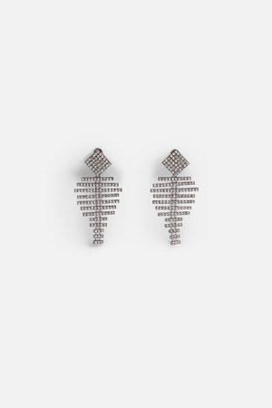 Zara Oorbellen met juwelen