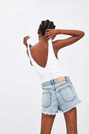 Zara Body met schouderbandjes