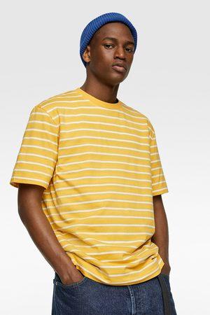 Zara Basic t-shirt met strepen