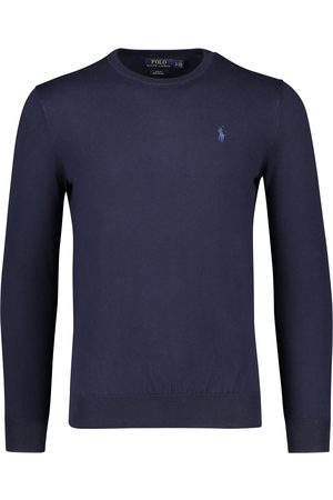 Polo Ralph Lauren Ralph Lauren sweater ronde hals slim fit navy