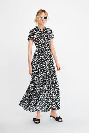 Zara Dames Geprinte jurken - Jurk met bloemenprint