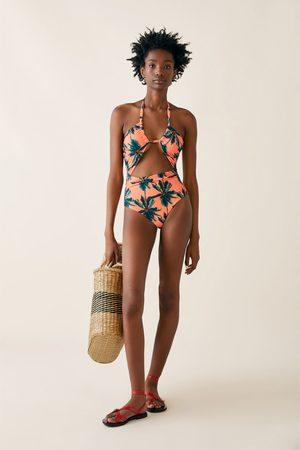 Zara Trikini met print