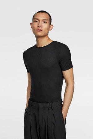 Zara T-shirt in muscle fit