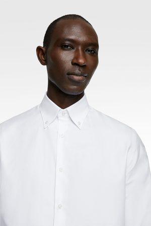 Zara Overhemd met premium structuur