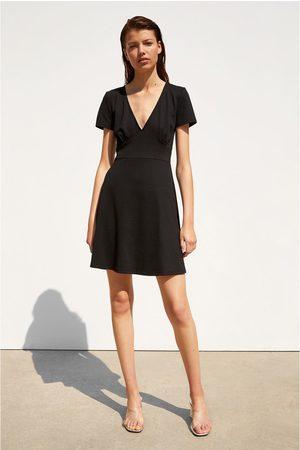 Zara Dames Korte jurken - Korte jurk