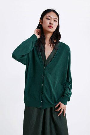 Zara Oversized tricot vest